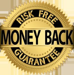 Risk-free guarantee-small